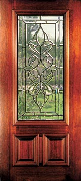 Beveled Glass Doors & Beveled Glass Mahogany Doors Atlanta Pezcame.Com